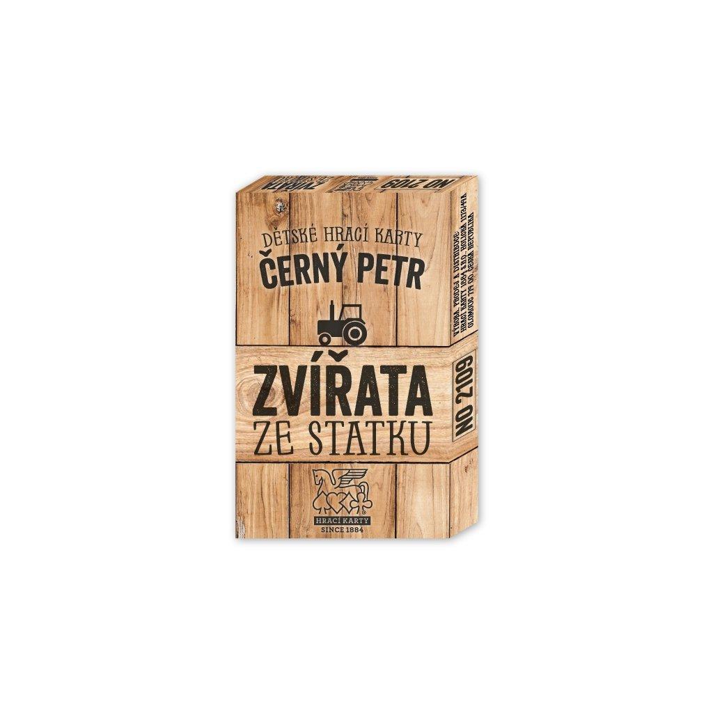 2109 Zvirata Ze Statku Krabicka