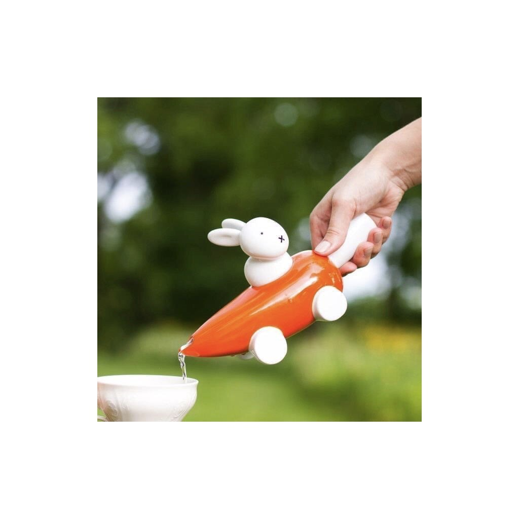 Konvička králík oranžová