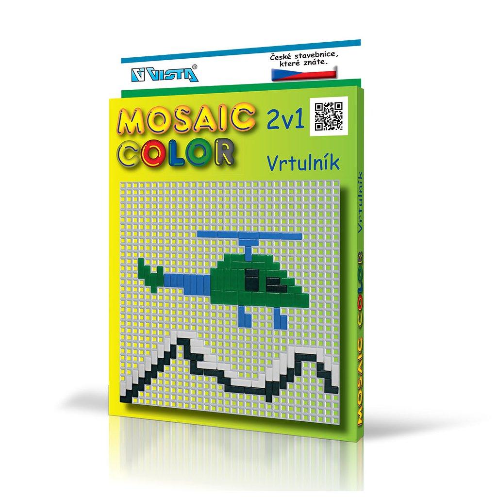 mosaic vrtulnik