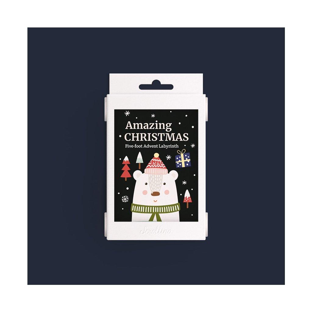 13 Scrollino Amazing Christmas US 17b