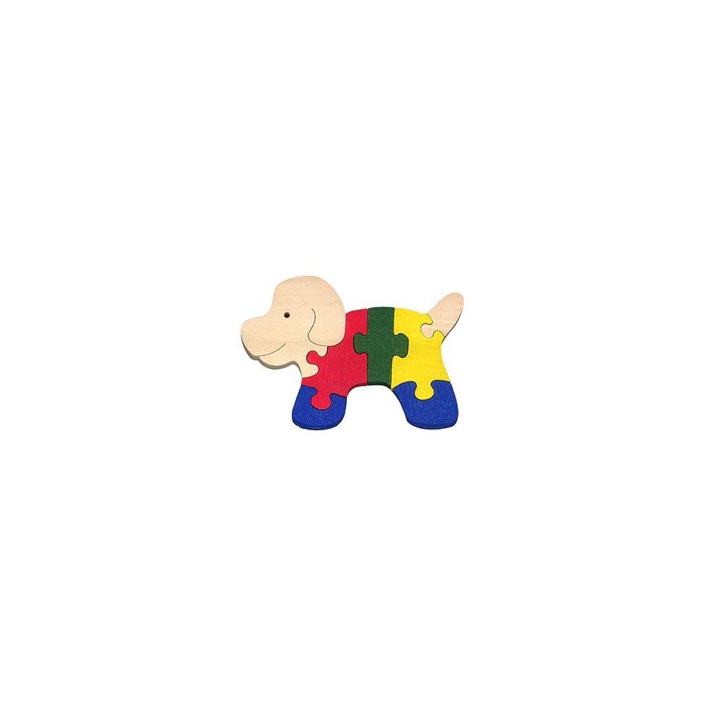 puzzle pejsek