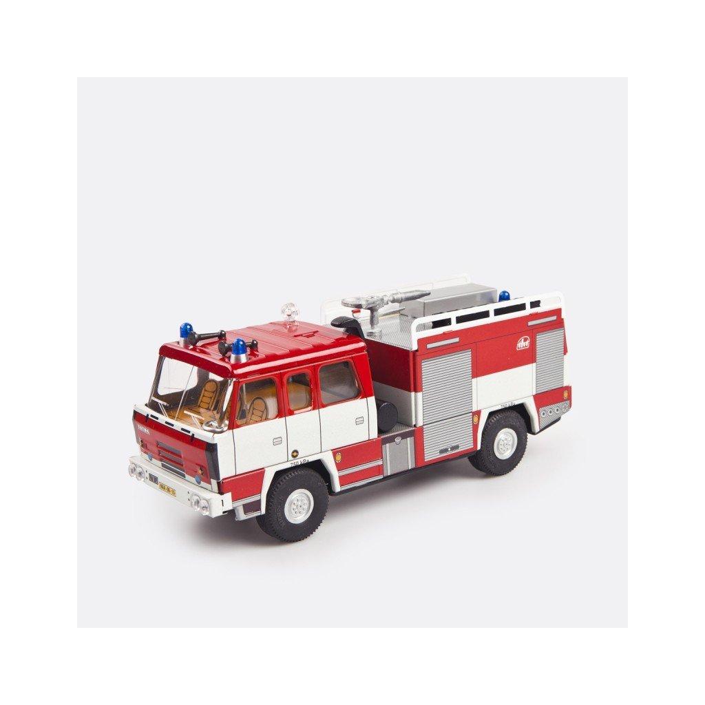 Tatra 815 hasiči