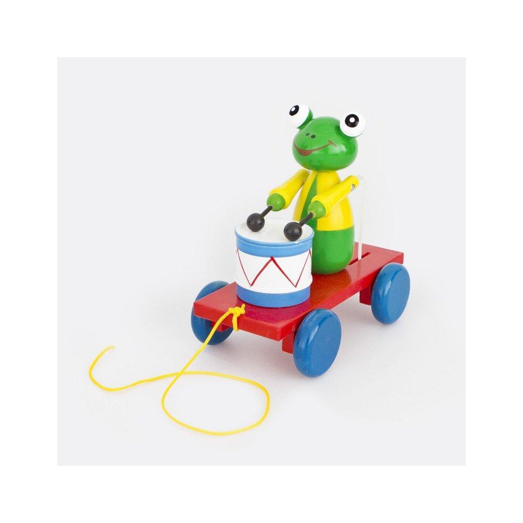 Žába s bubnem