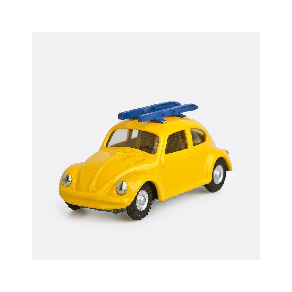 VW Brouk ski