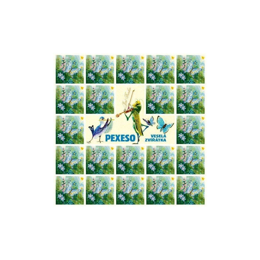 PEXESO - Veselá zvířátka