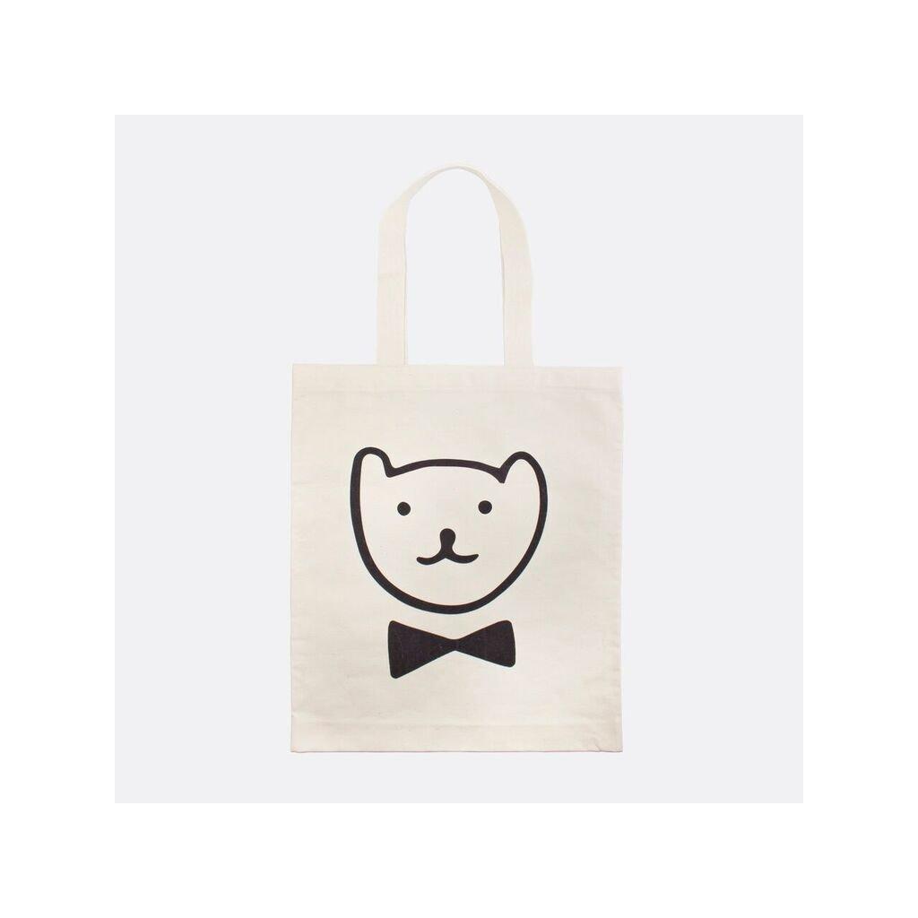 Hugova pevná plátěná taška