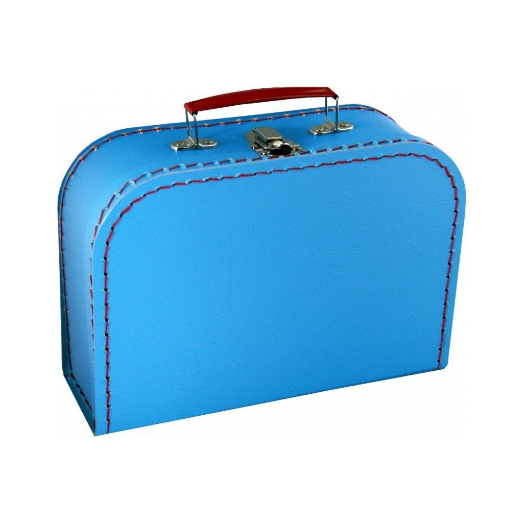 Kufřík modrý