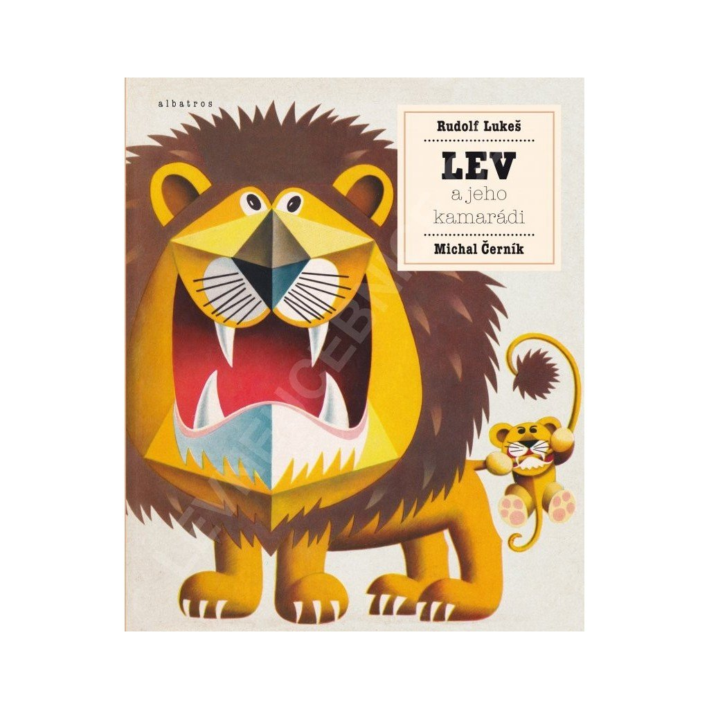 Lev a jeho kamarádi