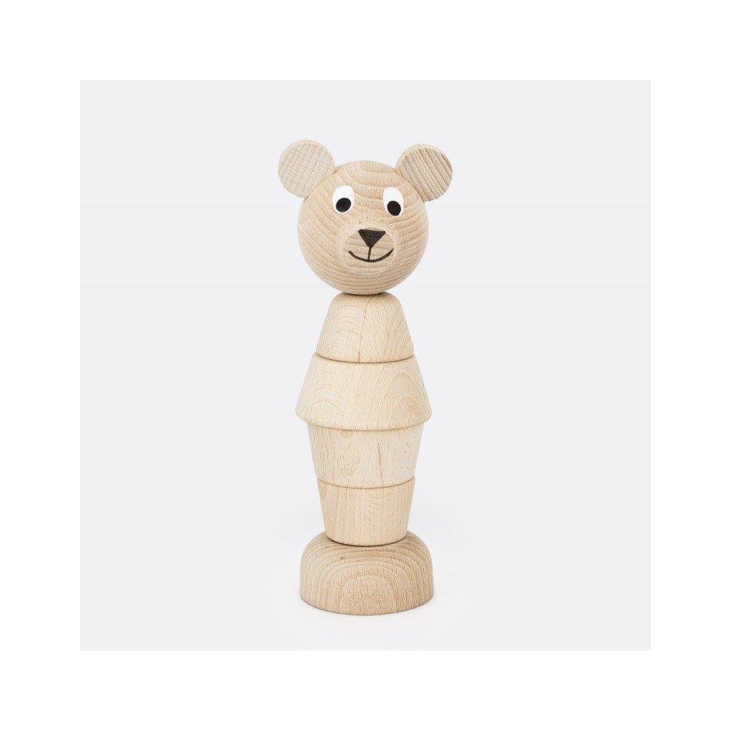 Skládačka - Medvěd velký