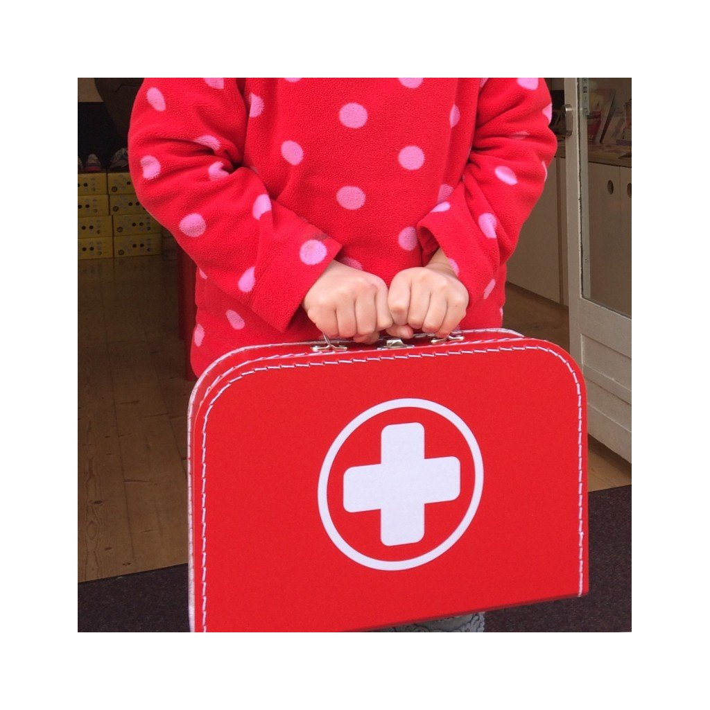 Dětský doktorský kufřík