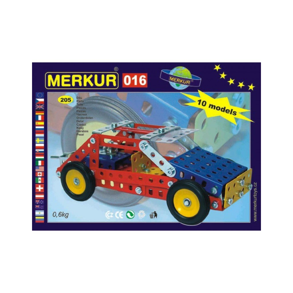 Merkur buggy