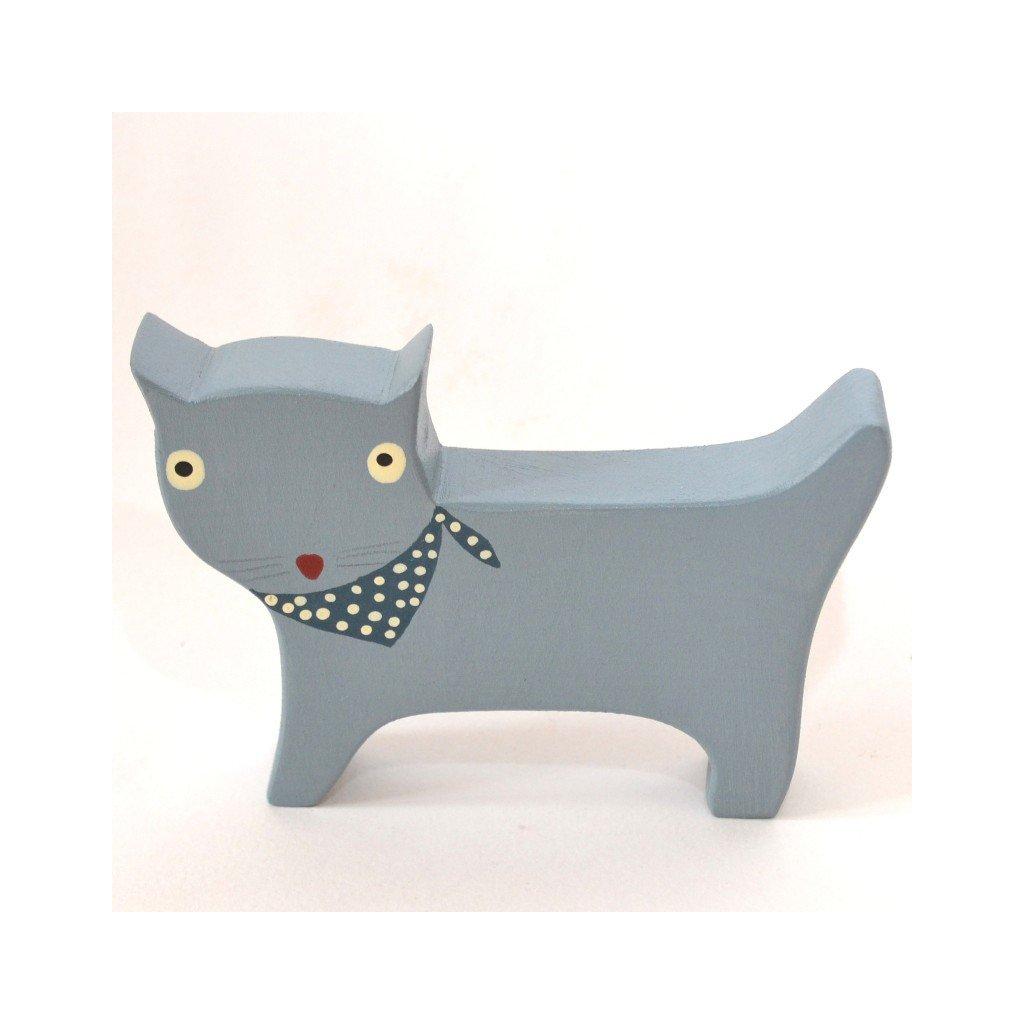 Kočička modrá