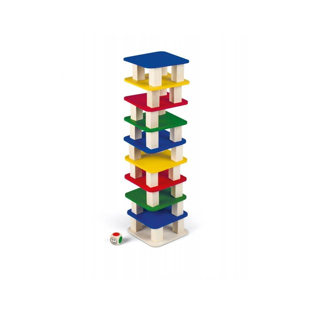 Velká Věž - společenská hra