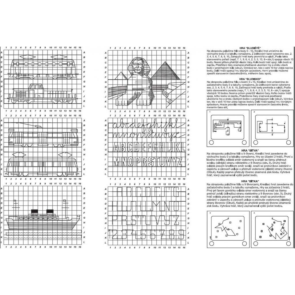 Grafo-magická tabulka