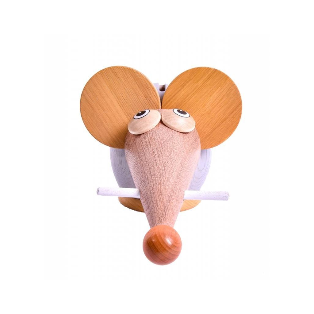 Kasička Myš barevná