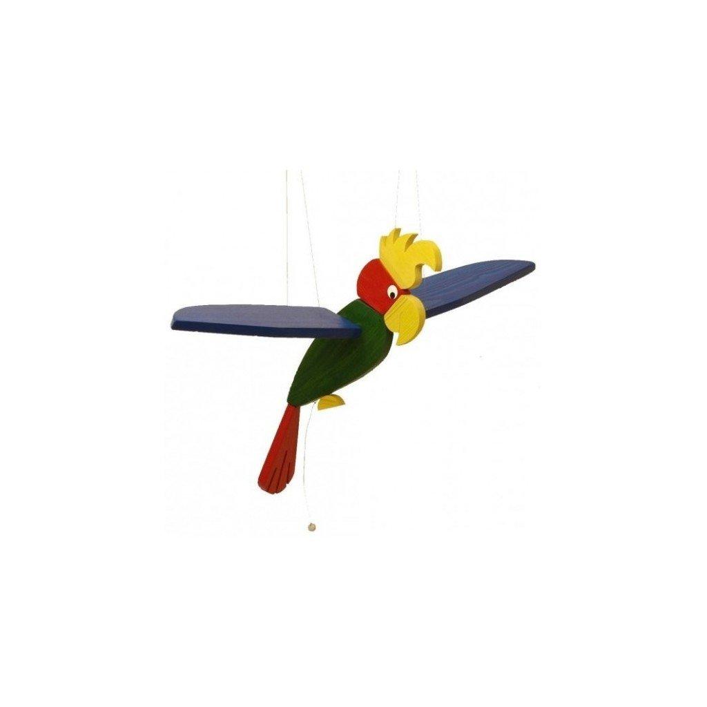 Létající papoušek
