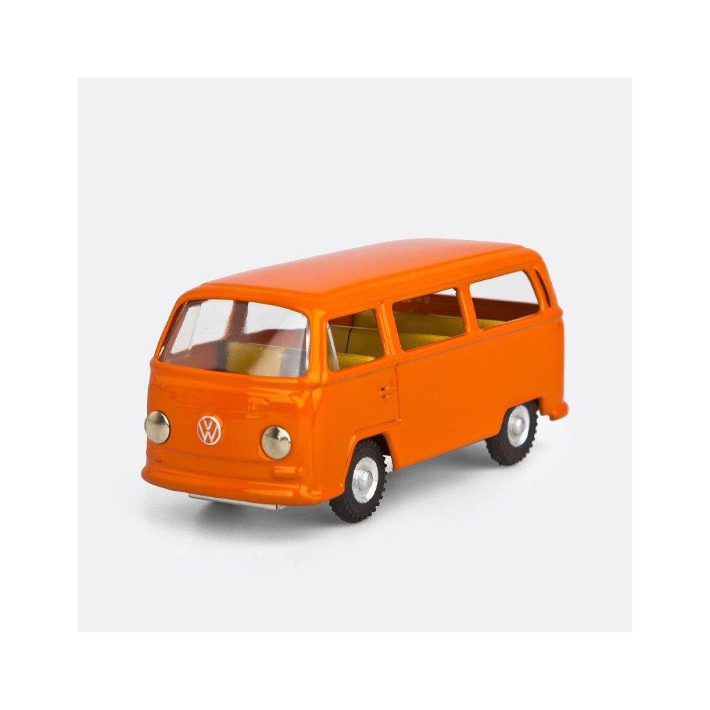 VW mikrobus na klíček