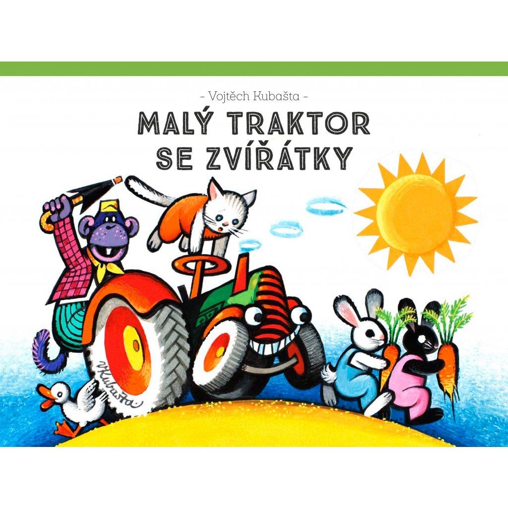 0051955491 Maly Traktor 2D titul velky 2