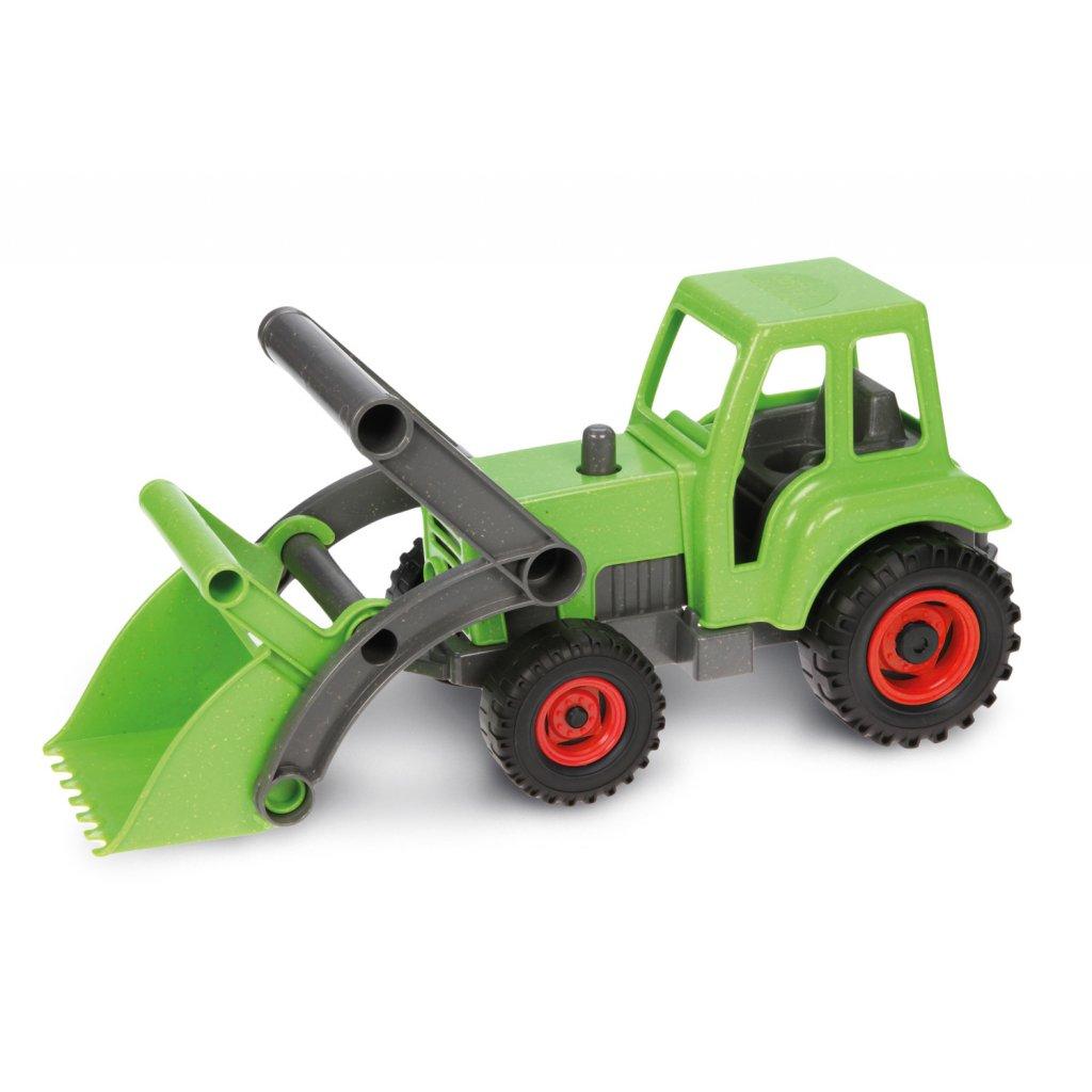 Eco aktivní traktor