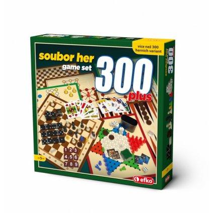 Soubor her 300 plus