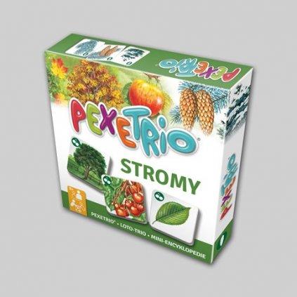 Pexetrio - Stromy