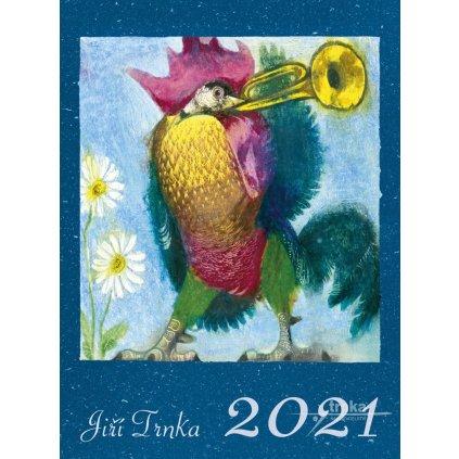 Kalendář 2021 - Jiří Trnka