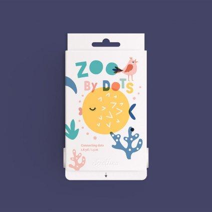 20 Scrollino Zoo by Dots US 15b