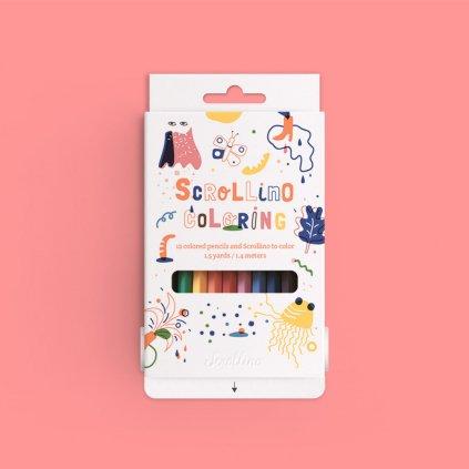 02 Scrollino Coloring US 20b