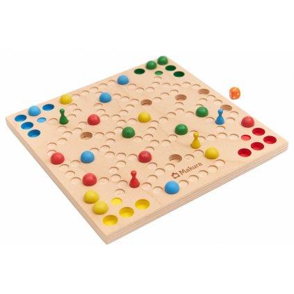 Společenská hra kuličky