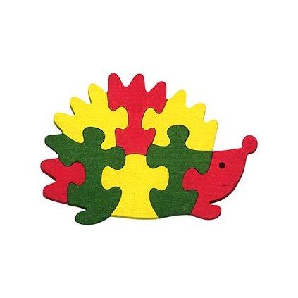 puzzle jezek