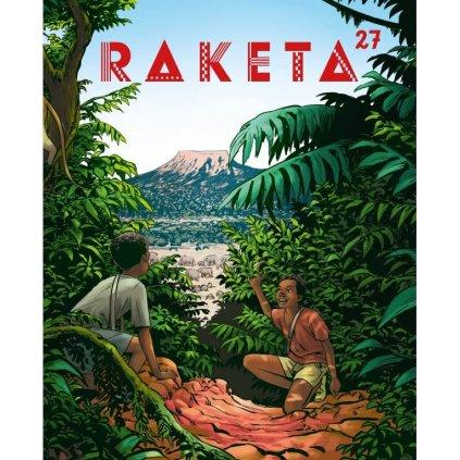 RAKETA Č. 27 / Afrika