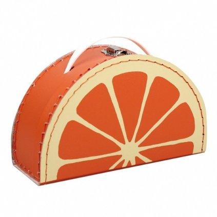 Kufřík Pomeranč