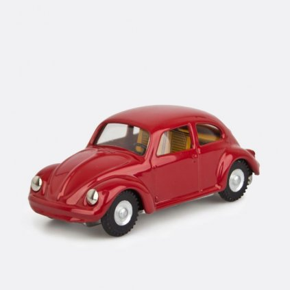 VW Brouk červený