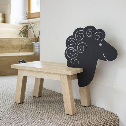 Stolička Ovečka