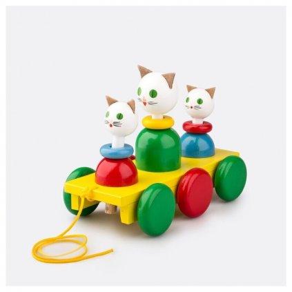 Tři kočky