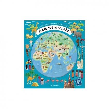 Atlas světa pro děti
