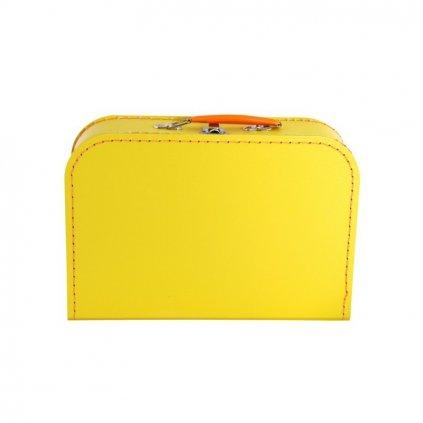 Kufřík žlutý