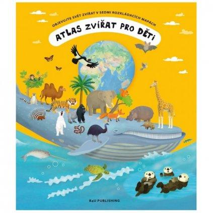 Atlas zvířat pro děti