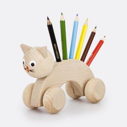 Tužkovník - kočka