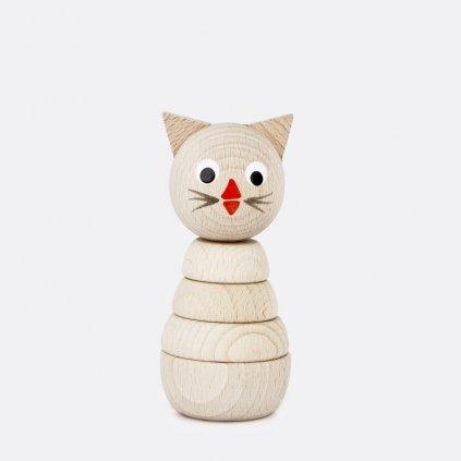 Kočka - skládačka