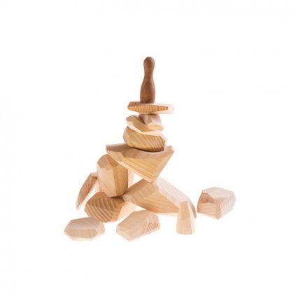 Pišlické balanční kameny