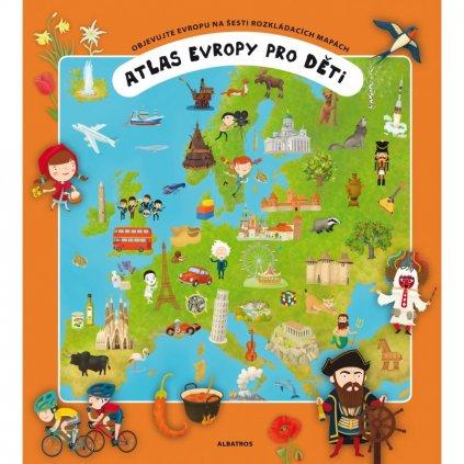 Atlas Evropy pro děti