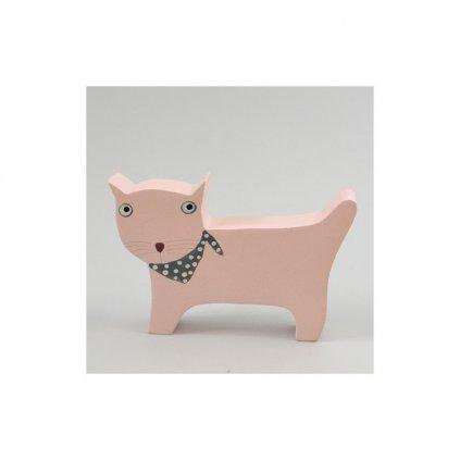 Kočička růžová
