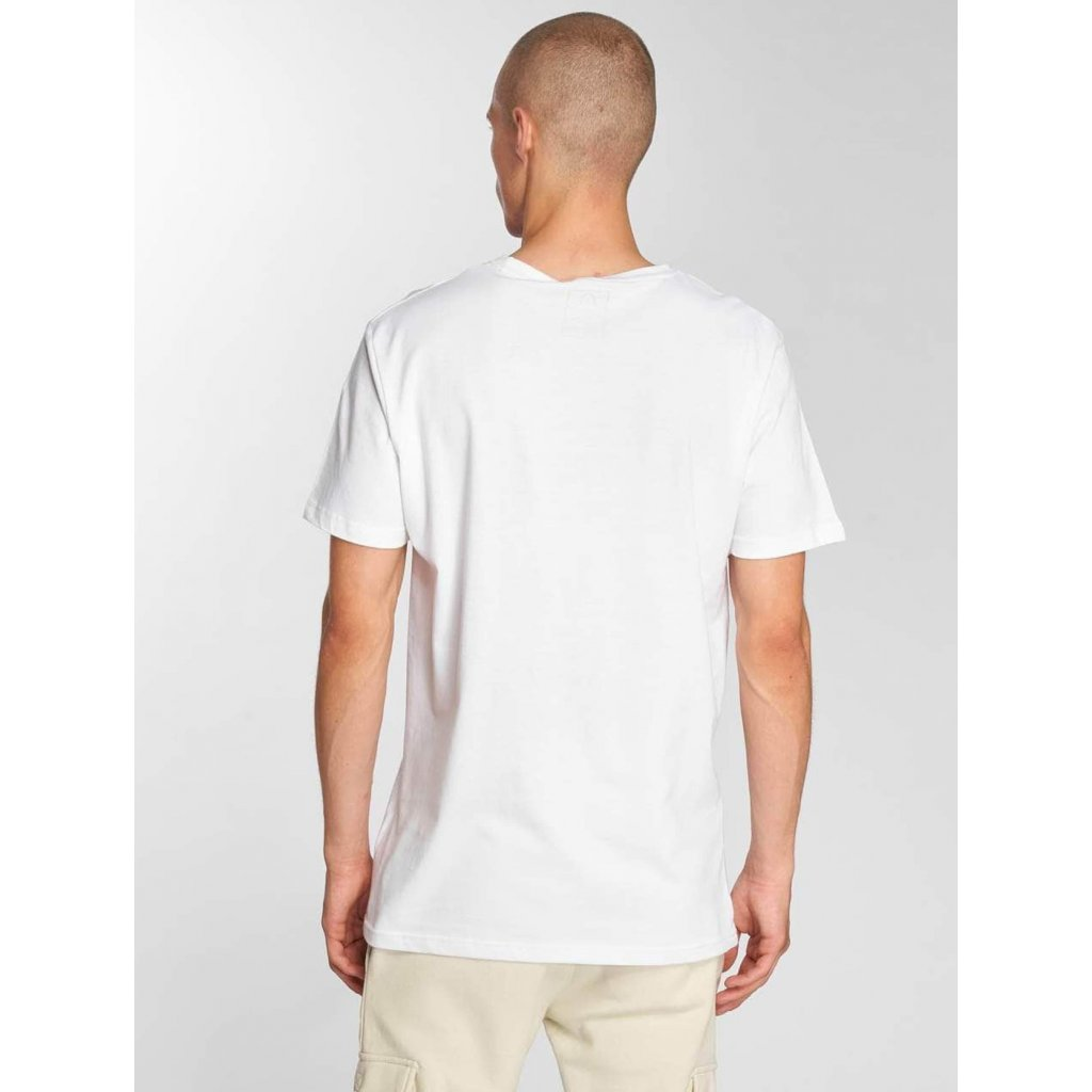 Pánske tričko Just Rhyse / T-Shirt Paita in white