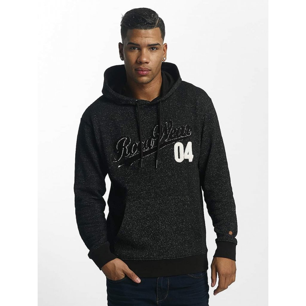 Rocawear / Hoodie Knitted in black
