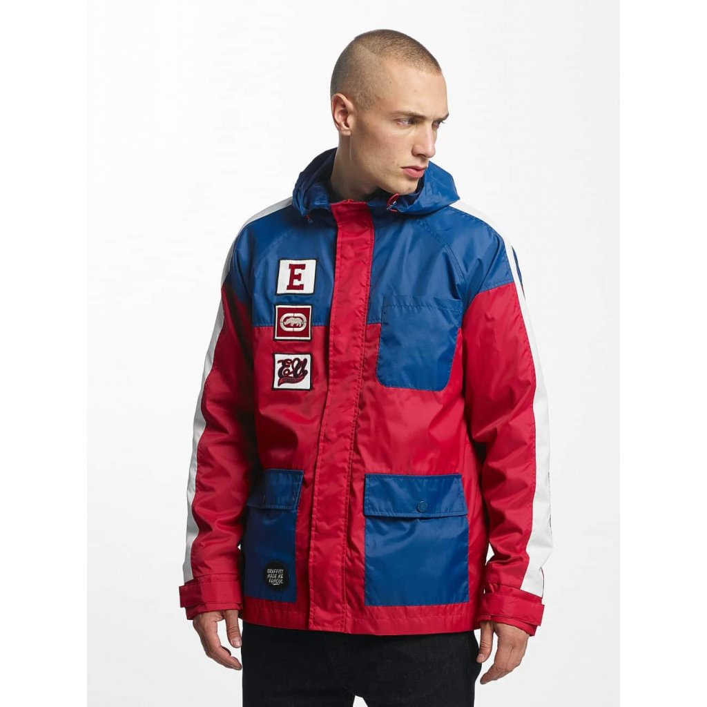 Ecko Unltd. / Lightweight Jacket NosyBe in blue