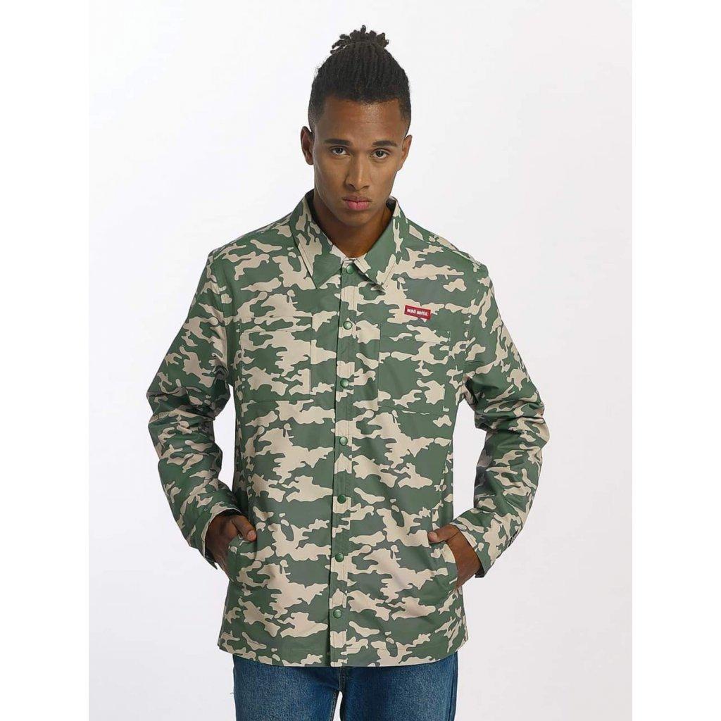Ecko Unltd. / Lightweight Jacket BananaBeach in camouflage
