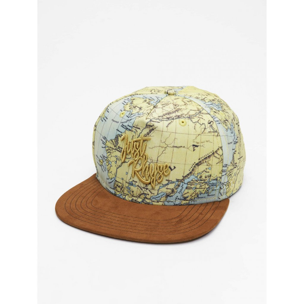 Just Rhyse / Snapback Cap Portage in colored