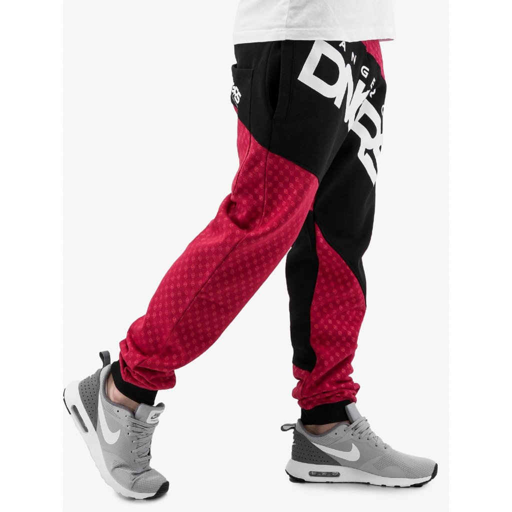 5549fa135a5a Pánske tepláky Dangerous DNGRS   Sweat Pant Toco in red - Hugo Shop