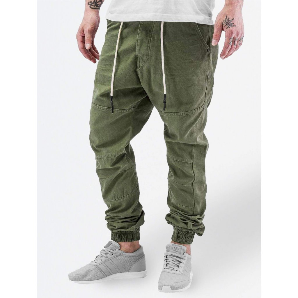 Just Rhyse / Chino Börge in olive